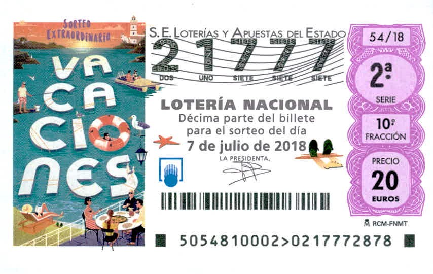 Official Loteria Del Nino Tickets Online